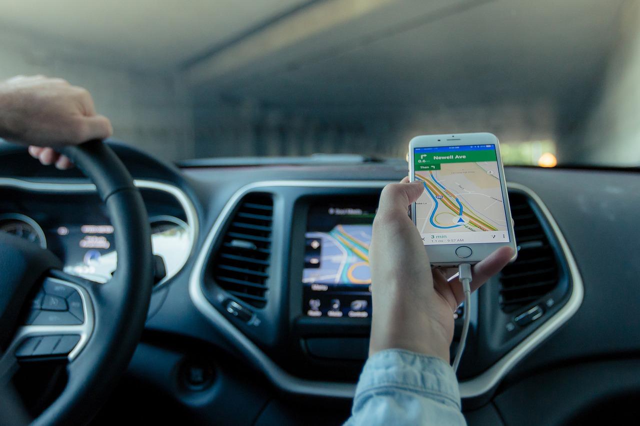 GPS浮気調査